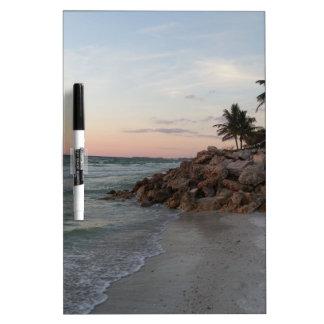 Grand Cayman Island Art Gifts Dry Erase Board