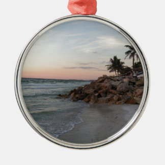 Grand Cayman Island Art Gifts Metal Ornament