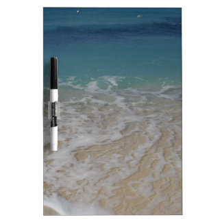 Grand Cayman Island Beach Dry-Erase Board