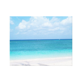 Grand Cayman Island Beach & Ocean Canvas