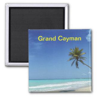 Grand Cayman Island magnet