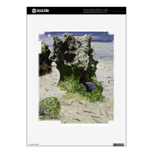 Grand Cayman Islands Decals For iPad 2