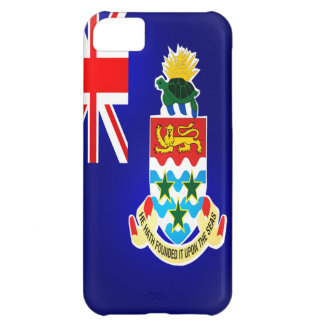 Grand Cayman Islands Flag Iphone 5 Case