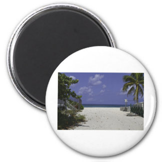 Grand Cayman Islands Fridge Magnet