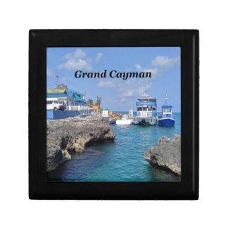 Grand Cayman Keepsake Box