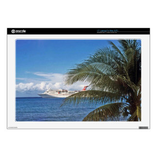 Grand Cayman Laptop Skin