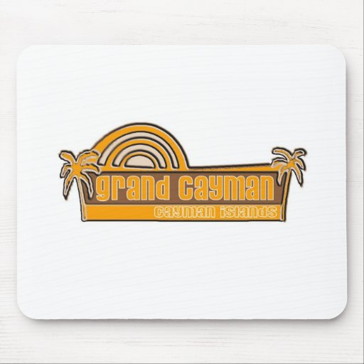 Grand Cayman Mouse Pads