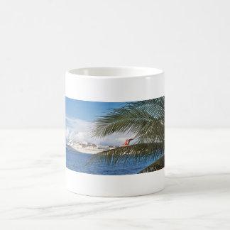 Grand Cayman Classic White Coffee Mug
