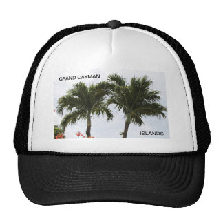 Grand Cayman Palm Tree Hat
