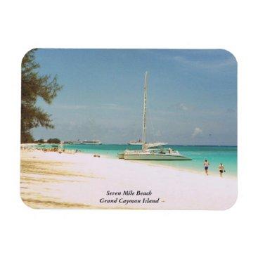 Grand Cayman Photo Magnet