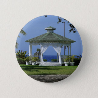 Grand Cayman Pinback Button