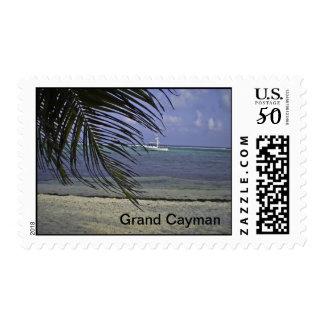 Grand Cayman Postage Stamp