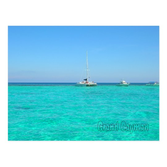 Grand Cayman Postcard