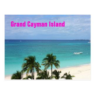 Grand Cayman postcard