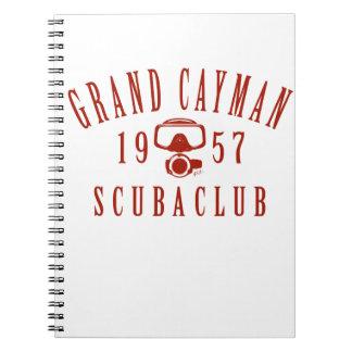 Grand Cayman Scuba Club Notebook
