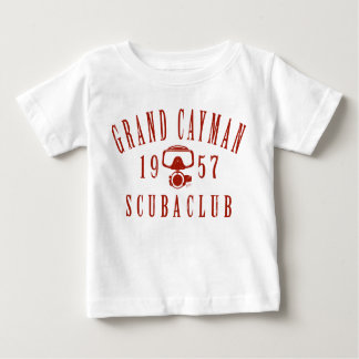 Grand Cayman Scuba Club (vintage) Baby T-Shirt