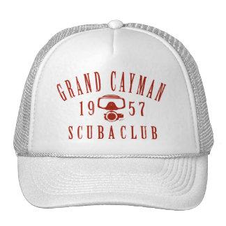 Grand Cayman Scuba Club (vintage) Trucker Hat