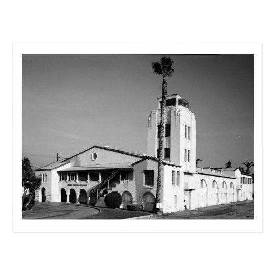 Grand Central Air Terminal, Glendale, Los Angeles, Postcard