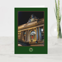 'Grand Central Christmas' Holiday Card - Christmas