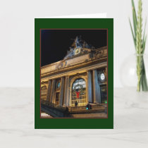 'Grand Central Christmas' Holiday Card - Season