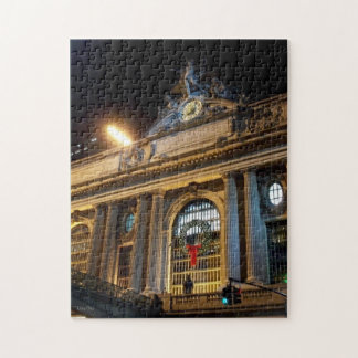 'Grand Central Christmas' Jigsaw Puzzle