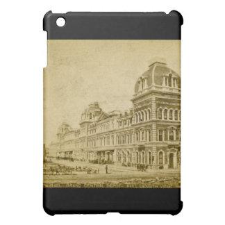 Grand Central Depot circa 1890s iPad Mini Case