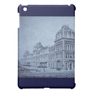 Grand Central Depot circa 1890s iPad Mini Covers