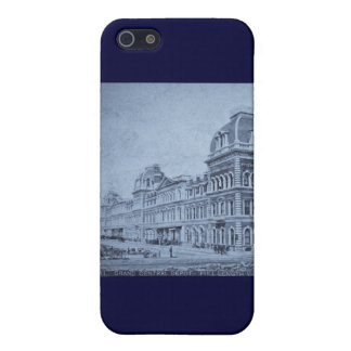 Grand Central Depot circa 1890s iPhone 5 Cover