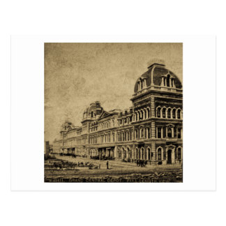 Grand Central Depot circa 1890s Post Cards