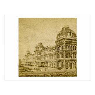 Grand Central Depot circa 1890s Postcard