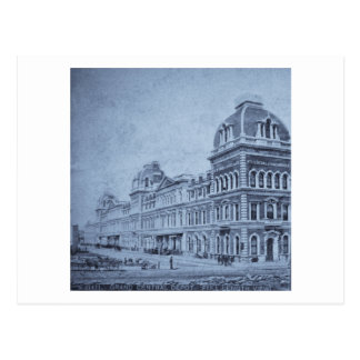 Grand Central Depot circa 1890s Postcards