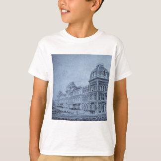 Grand Central Depot circa 1890s Vintage NYC T-Shirt