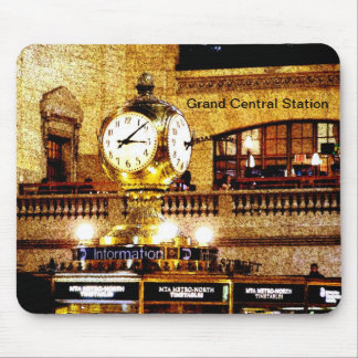 Grand Central Mouse Pad
