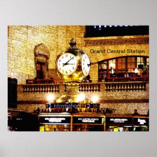 Grand Central Print