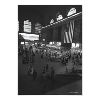 Grand Central Station Card