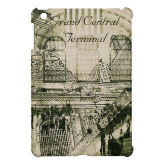 Grand central station collage ipad mini case for the iPad mini