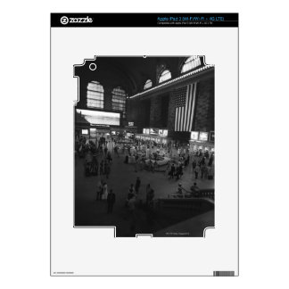 Grand Central Station Decals For iPad 3