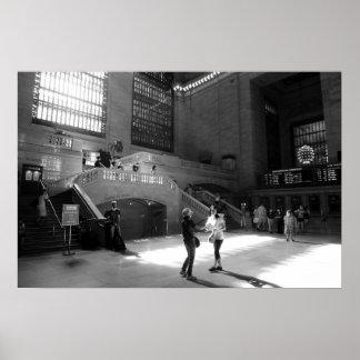 Grand Central Station - Fine Art Poster