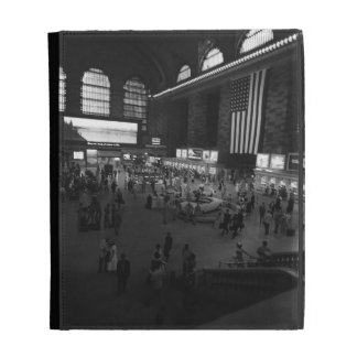 Grand Central Station iPad Cases