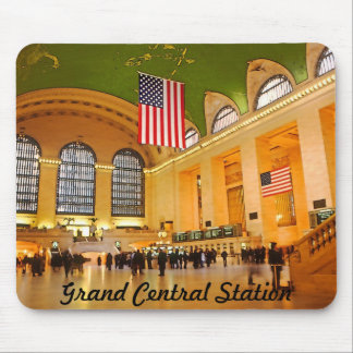 Grand Central Station, mousepad