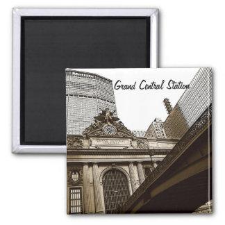 Grand Central Station, New York Magnet