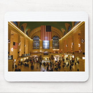 Grand Central Station New York Mouse Pad