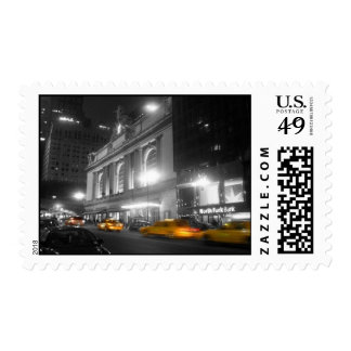 Grand Central Station New York Postage