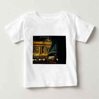 Grand Central Station - Night - New York City Baby T-Shirt