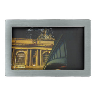 Grand Central Station - Night - New York City Belt Buckles