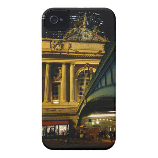 Grand Central Station - Night - New York City iPhone 4 Covers