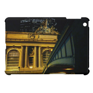 Grand Central Station - Night - New York City Cover For The iPad Mini
