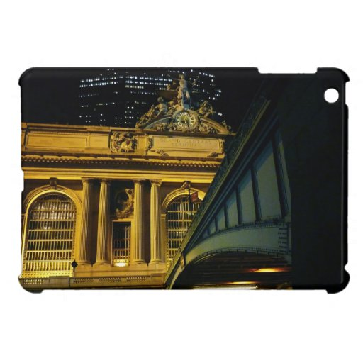Grand Central Station - Night - New York City iPad Mini Case