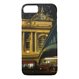 Grand Central Station - Night - New York City iPhone 7 Case