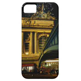 Grand Central Station - Night - New York City iPhone SE/5/5s Case
